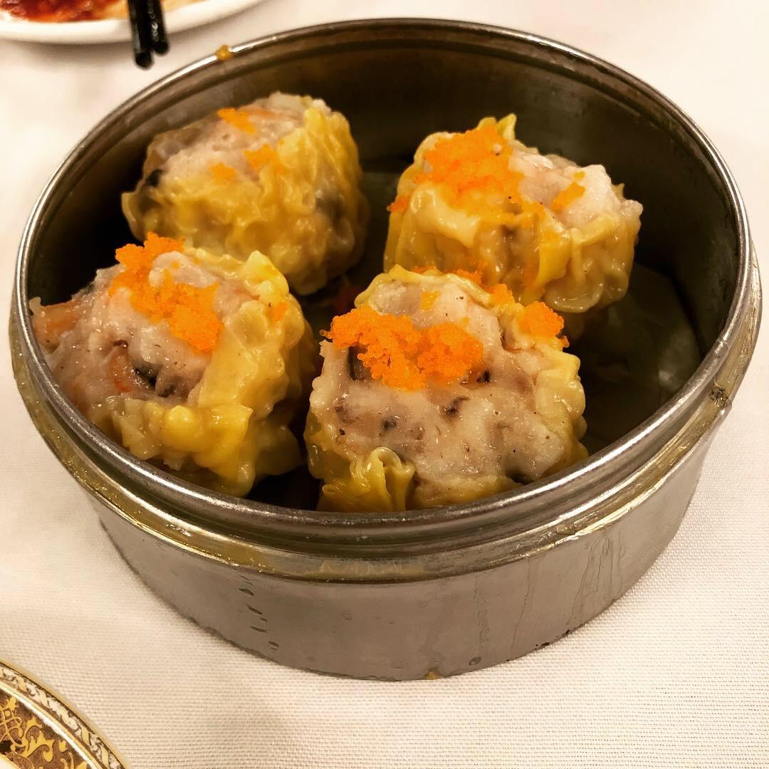 Pork & Shrimp Dumpling at Shanghai No. 1 Seafood Village